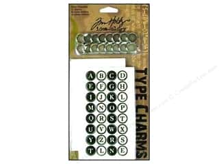 Punches $12 - $16: Tim Holtz Idea-ology Typewriter Keys 16pc