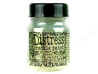 Ranger Distress Crackle Paint 1.1oz Clear RckCndy