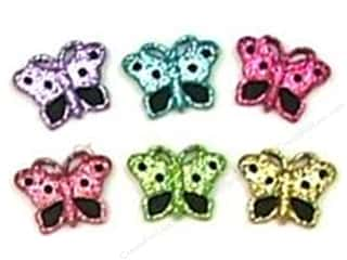 John James $6 - $8: Jesse James Dress It Up Embellishments All That Glitters Butterflies