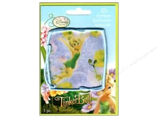 Wrights Appliques Disney Iron On Tinker BellFree