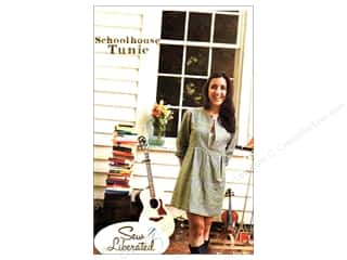 Sewing Construction paper dimensions: Sew Liberated Schoolhouse Tunic Pattern