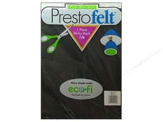 "Presto Felt 9""x 12"" Package Cocoa Brown"