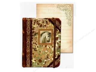 Punch Studio Pocket Book Tiny Horse Head