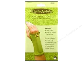 Therapy / Posture Aids: Dritz Creative Comfort Crafter&#39;s Glove Large