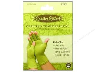 Posture Aids: Crafter's Comfort Glove by Creative Comfort Medium