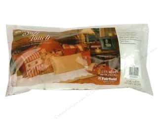 "Pillow Shams Craft & Hobbies: Fairfield Pillow Form Soft Touch Poly Fill Supreme 12""x 22"""