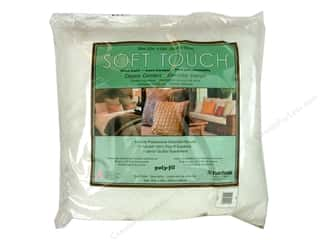"Pillow Shams Craft & Hobbies: Fairfield Pillow Form Soft Touch Poly Fill Supreme 22"" Square"