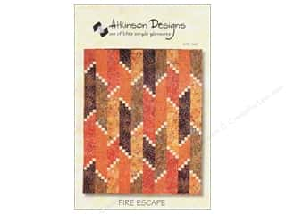 Atkinson Design Atkinson Designs Patterns: Atkinson Designs Fire Escape Pattern