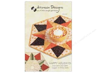 Atkinson Design Atkinson Designs Patterns: Atkinson Designs Happy Holidays Pattern