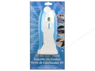 Cleaning Wipes / Sanitizer Wands: UV Sterilizer Wand by Dritz