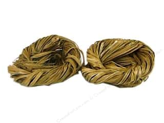 "Decorative Floral Critters & Accessories Captions: Midwest Design Bird Nest 1.5"" Wild Grass 2pc"