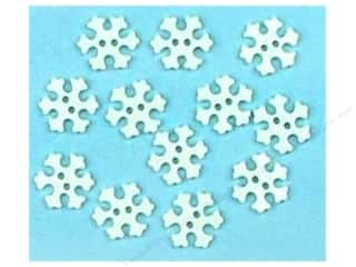 Jesse James Embellishments Tiny Snowflakes