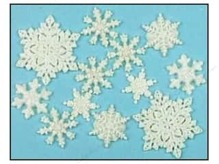 Snow Texture $3 - $4: Jesse James Dress It Up Embellishments Snow Globe