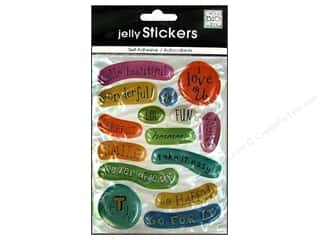 MAMBI Jelly Stickers A Kid Like Me Hello Beautiful