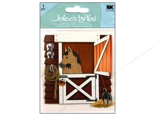 Jolee's By You Stickers Horse In The Stable
