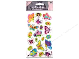EK Sticko Stickers Magical Butterflies