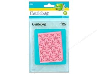 Provo Cuttlebug Emboss A2 Stars