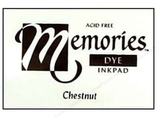 Dyes $1 - $4: Stewart Superior Memories Dye Inkpad Large Chestnut