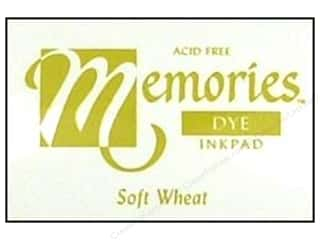 Superior Memories Dye Inkpad Large Soft Wheat