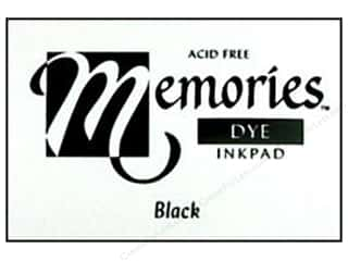 Superior Memories Dye Inkpad Large Black