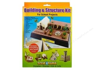 Scene-A-Rama Kits Building &amp; Structure