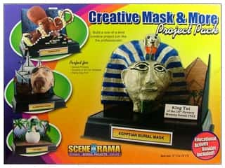 Scene-A-Rama Project Pack Creative Mask &amp; More