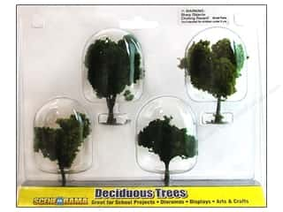 Scene-A-Rama Miniature Trees Deciduous