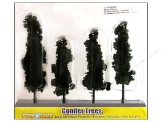 Scene-A-Rama Miniature Trees Conifer