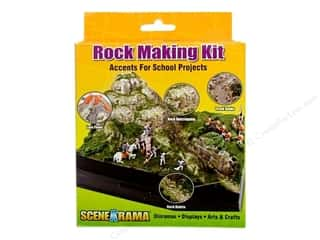 Scene-A-Rama Project Accents Rock Making