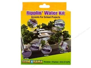 Holiday Sale: Scene-A-Rama Project Accents Ripplin' Water