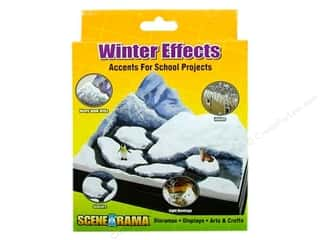 Scene-A-Rama Project Accents Winter Effect