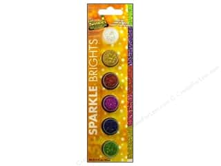 craft paint: DecoArt Paint Pots Twinkles 6 Astd Sparkle Bright