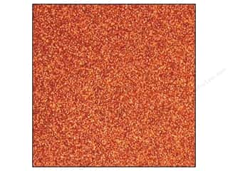 Best Creation 12 x 12 in. Cardstock Glitter Copper (15 sheets)