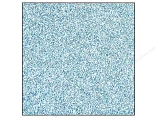 Best Creation 12 x 12 in. Cardstock Glitter Sky Blue (15 sheets)