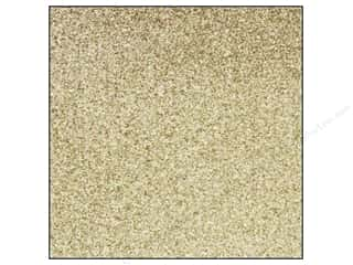 Gold: Best Creation 12 x 12 in. Cardstock Glitter Bright Gold (15 sheets)