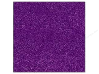 Best Creation Paper 12x12 Glitter Purple (15 sheets)