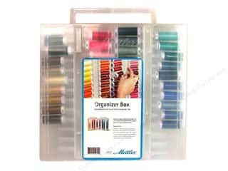 Metrosene Cotton Thread: Metrosene Organizer Merc Cotton 150M Sz 50 40pc