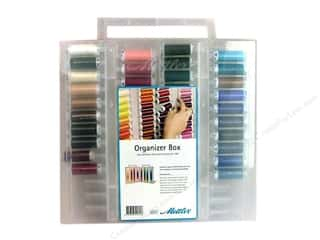 seam created clear: Metrosene Organizer All Purpose Thread 150M 40pc