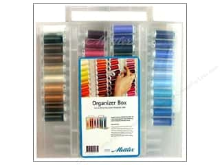 New Years Resolution Sale Organizers: Metrosene Organizer PolySheen Thread #40 200m 40pc