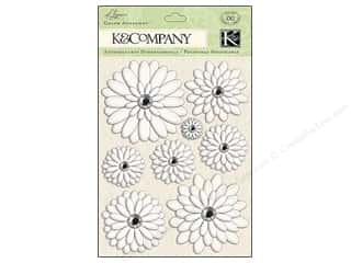 K&Co Grand Adhesions Elegance Daisy