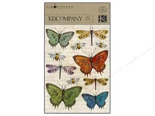 K&Co Grand Adhesions TC Blossomwood Butterfly