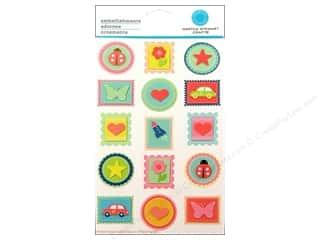 Martha Stewart Sticker Bright Stamp