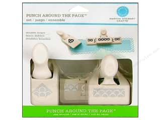 Martha Stewart Punch Around The Page Set Double Loops