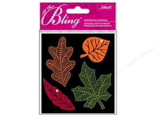 2013 Crafties - Best Adhesive: Jolee's Bling Stickers Leaves