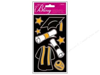 2013 Crafties - Best Adhesive: Jolee's Bling Stickers Outline Graduation