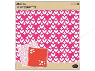 K&amp;Co Paper Packs 12x12 Kazoo Die Cut Silhouettes