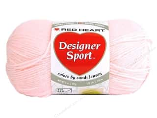 sport yarn: Red Heart Designer Sport Yarn Blossom 3 oz.