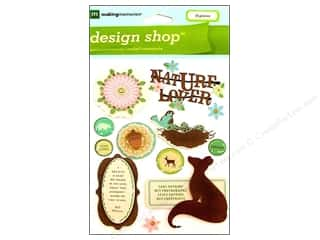 Making Memories Stickers Design Shop Nature