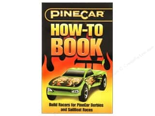 Scouting /Girl Scouts / Boy Scouts Black: PineCar How To Book