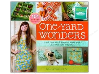 One Yard Wonders Book